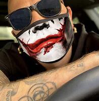 Joker Mundschutz | Maske Batman | Bösewicht -