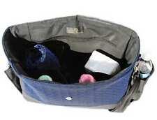 Designer Nappy Bag - Royal Blue Gothic