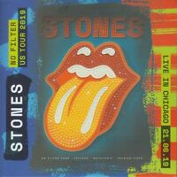 """THE ROLLING STONES : """"Live In Chicago 21/06/2019"""" (RARE 2 CD)"""
