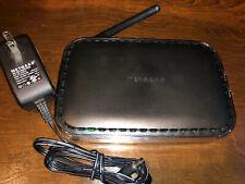 NETGEAR WNR1000v2 150 Mbps 4-Port 10/100 Wireless N Router