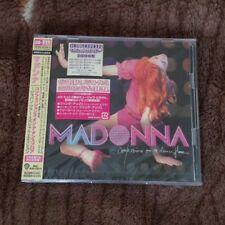 Madonna Confessions On A Dance Floor Cd+Dvd Japan Edition. Brand New & Sealed