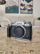 Fujifilm X-T3 26.1MP Digital Camera - Silver (Body Only) - Great Condition - USA