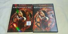 The Hunger Games - Catching Fire (DVD + Slipcover)