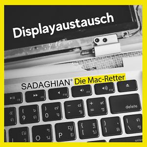 MacBook Air Displayaustausch inkl. Einbau, Versand, MwSt