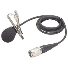 Audio-Technica AT829cW Lavalier Condenser Mic For Unipak