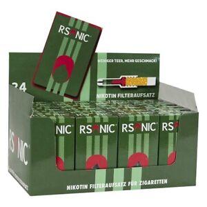 Zigarettenfilter Nikotinfilter Teerfilter Zigarettenspitzen Zigarettenaufsatz