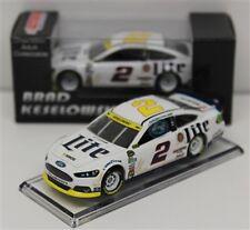 NASCAR  BRAD KESELOWSKI #2 CHASE FOR THE CUP WHITE MILLER LITE 1/64 CAR