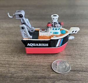 Micro Machines Exploration Bonus Aquarius Research Ship 1995
