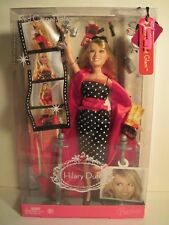 "12"" Hilary Duff Doll Red Carpet Glam 2006 Mattel"