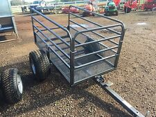 ATV UTV Trailer Ride On Mower NEW  22 Cubic Ft. VP8448