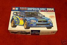 Tamiya 24276 Subaru Impreza WRC 2004 1/24  Model Kit. Rare