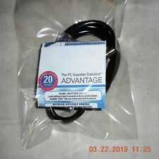 (Lot Of 35) =Pc Guardian Ezolution Advantage Clasic Two Key Security Cable Lock