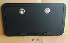 Black Storage Door, Removable