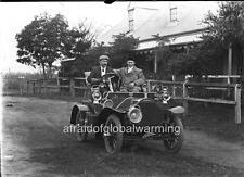 Photo. 1900s. NSW, Australia. Humber Automobile