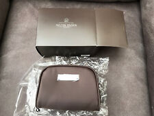 Molton Brown Soft brown Toiletry Wash Bag - NEW WITH BOX