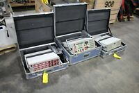 Manta MTS-1710 W/ MTS-1720& MTS-1730 Protective Relay Test System