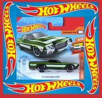 Hot Wheels 2019   ´72 FORD RANCHERO  29/250 NEU&OVP .