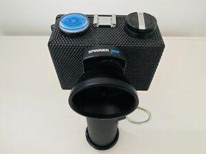 Spinner 360° Lomography