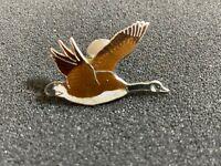 Vintage Goose pin