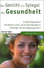 Das Gesicht als Spiegel der Gesundheit von Müller, Manfred | Buch | Zustand gut