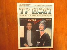 April 23, 1983 Pa. TV Host Magazine(JULIE  ANDREWS/VICTOR VICTORIA/THE  NUMBERS)