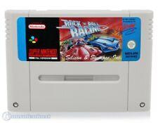 Nintendo SNES Spiel - Rock 'n' Roll Racing Modul