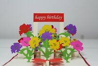 3D POP UP CARD - Love/anniversary/FATHERS DAY/BIRTHDAY