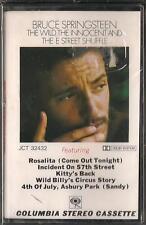 Bruce Springsteen The Wild, The Innocent & The E Street Shuffle CASSETTE New