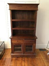 Antique Timber Kitchen Sidebaord / Dresser From New England In The USA