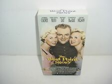 The West Point Story VHS Video Tape Movie