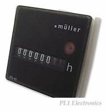 Muller bg40.17 12-48VDC HEURES comptoir