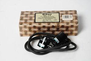 Nikon SC-14 TTL Cord #255