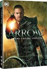 Arrow - Serie Tv - Stagione 7 - Cofanetto Con 5 Dvd - Nuovo Sigillato