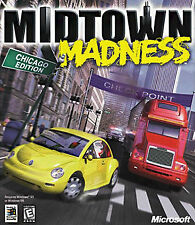 Midtown Madness - Chicago Edition (PC, 1999)
