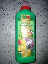 10 x Floraplus Premium Universal Fluessigduenger, 1 Liter, Sonderposten