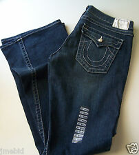 TRUE RELIGION FLARE  JEANS SIZE 32