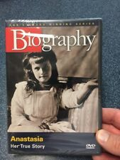 Anastasia Her True Story A&E Biography DVD in original case