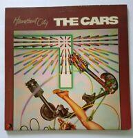The Cars Heartbeat City Vinyl LP Record Album Drive Magic You Might Think 1984