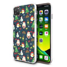 Christmas Xmas Festive Mobile Phone Case Cover For Apple Samsung Huawei - C4