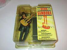 Mcfarlane Richie Sambora Bon Jovi MOC action figure