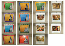 15 Kölner Dombild Kalender - Der Dom - Bilder - Fotos - 1982 - 2001