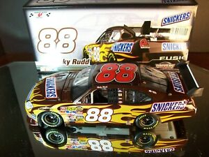 Ricky Rudd #88 Snickers 2007 Ford Fusion COT 1:24 Robert Yates Owned M.A.