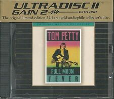 Petty, tom Full Moon Fever MFSL Gold CD neuf emballage d'origine sealed udcd 735 uii avec J-Card