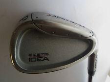 Adams Idea A1 Hybrid PITCHING WEDGE True Temper Regular Steel Shaft Golf