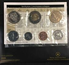 2006 Canada Proof Like Uncirculated Coin Set