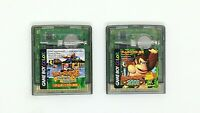 Donkey Kong Land 3 Dinky Kong & Dixie Kong, 2001 set Game Boy Color GBC