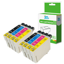 NON-OEM 8 Ink Cartridge For Epson WorkForce WF-7710DWF WF-7715DWF WF-7720DTWF