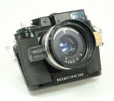 Nikonos I with 35mm lens