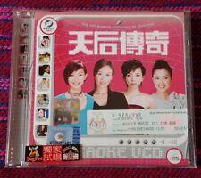 Sammi Cheng ( 鄭秀文 ) ~ 華納2002天后傳奇Karaoke VCD ( Malaysia Press ) Vcd