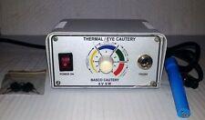 New Thermal Electrical Cautery / Eye Cautery Diathermy Skin Cautery Machine